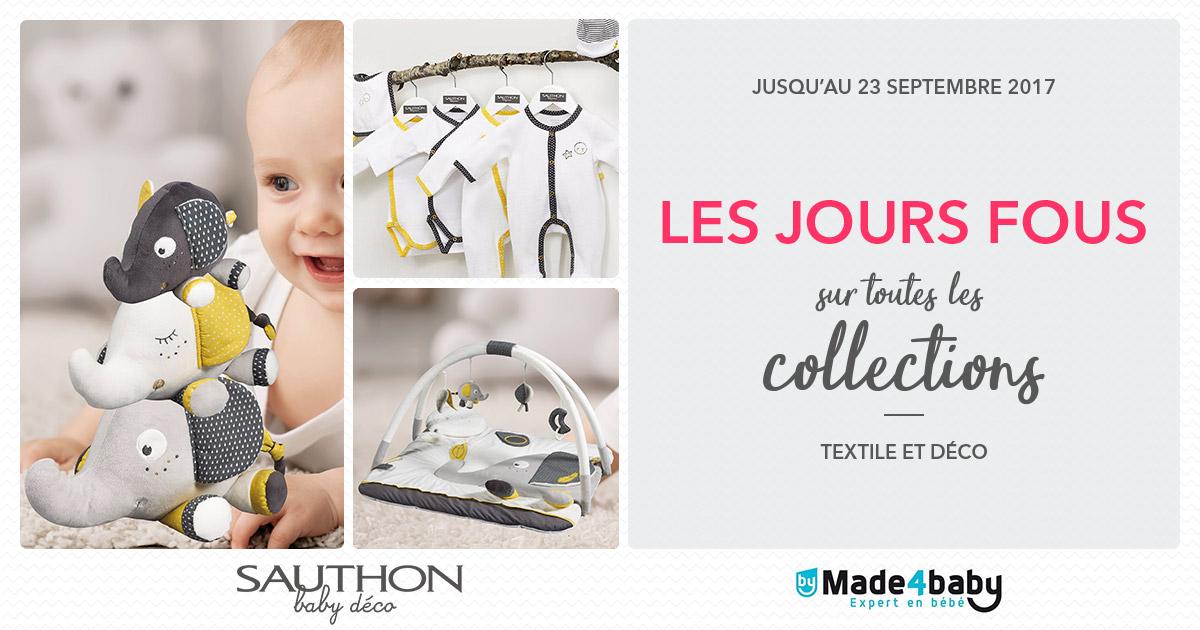Sauthon MADE 4 BABY