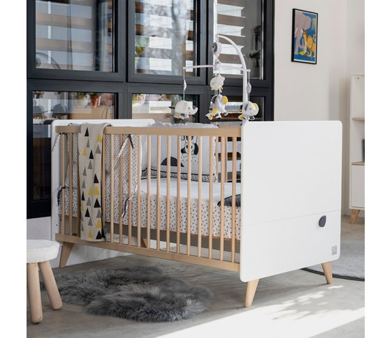 LITTLE BIG BED 140x70 OSLO