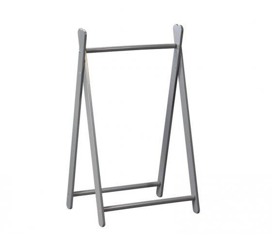 portant gris ardoise. Black Bedroom Furniture Sets. Home Design Ideas