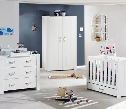 Lits évolutifs et trasnformables chambre bébé - Sauthon