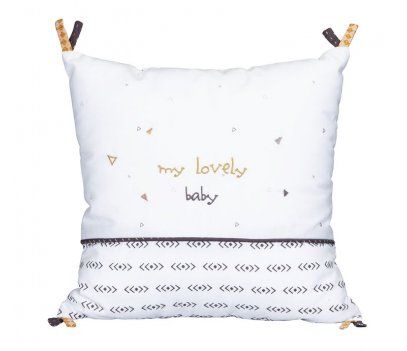 Coussin carre Kenza