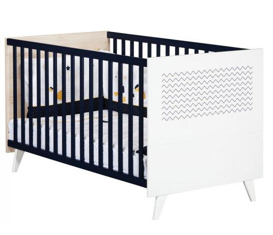 LITTLE BIG BED 140x70 HELLO